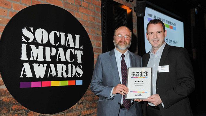 Social Impact Award Featured Image