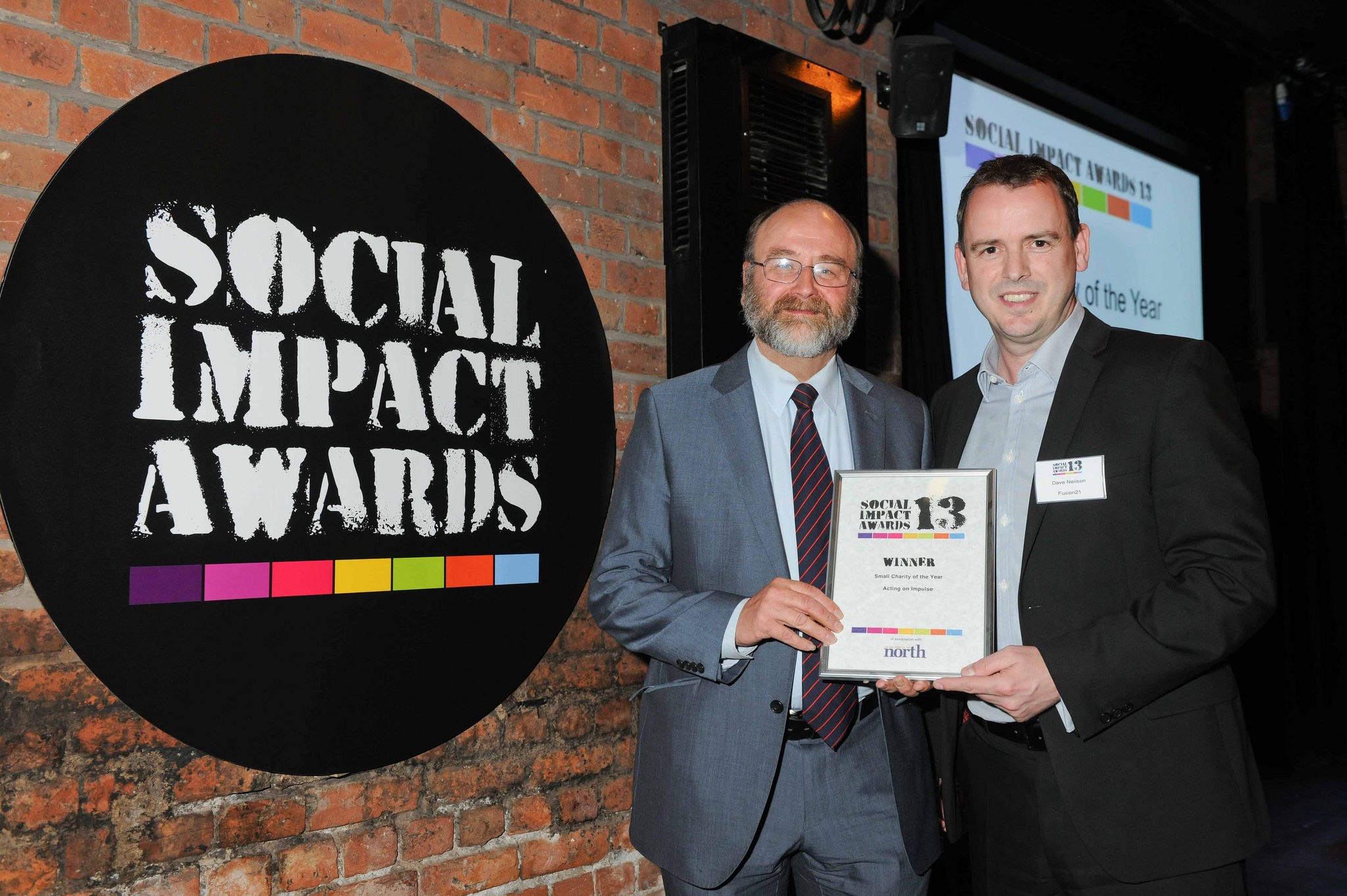 Social Impact Awards Winner Photo