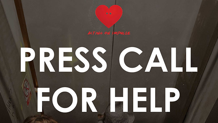 Press Call for Help – the Premiere