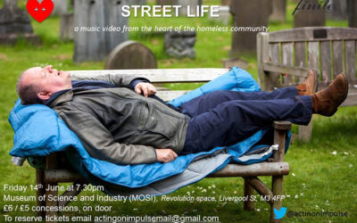 LAUNCH OF OUR MUSIC VIDEO 'STREET LIFE' AT MOSI 14TH JUNE